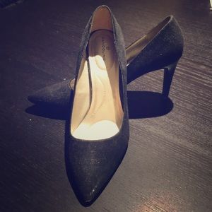 Size 9 Bandolino heels worn out once.